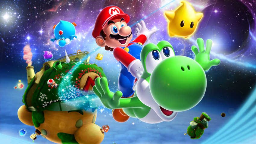 Yoshi was one of the great additions to Super Mario Galaxy 2.